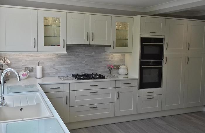 Maine Ivory - Real Kitchens | Design Inspiration | Sigma 3