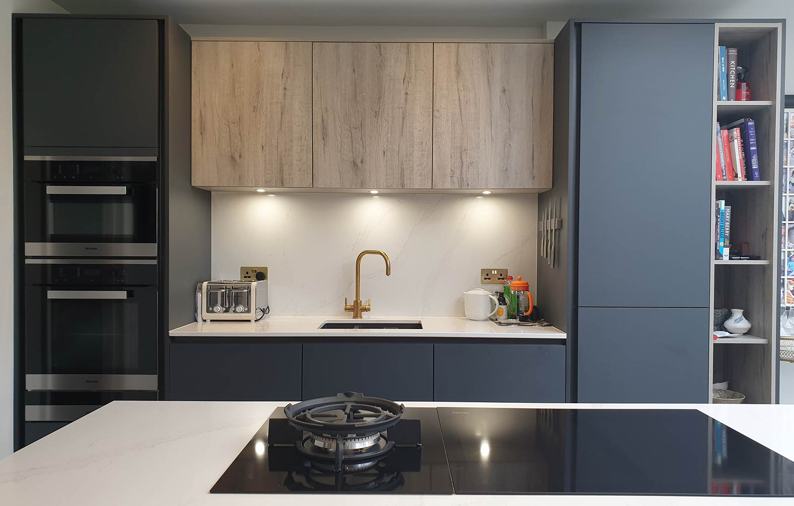 4 Ideas For The Perfect Handleless Kitchen Design Find Your Kitchen Inspiration Blog Sigma 3 Kitchens