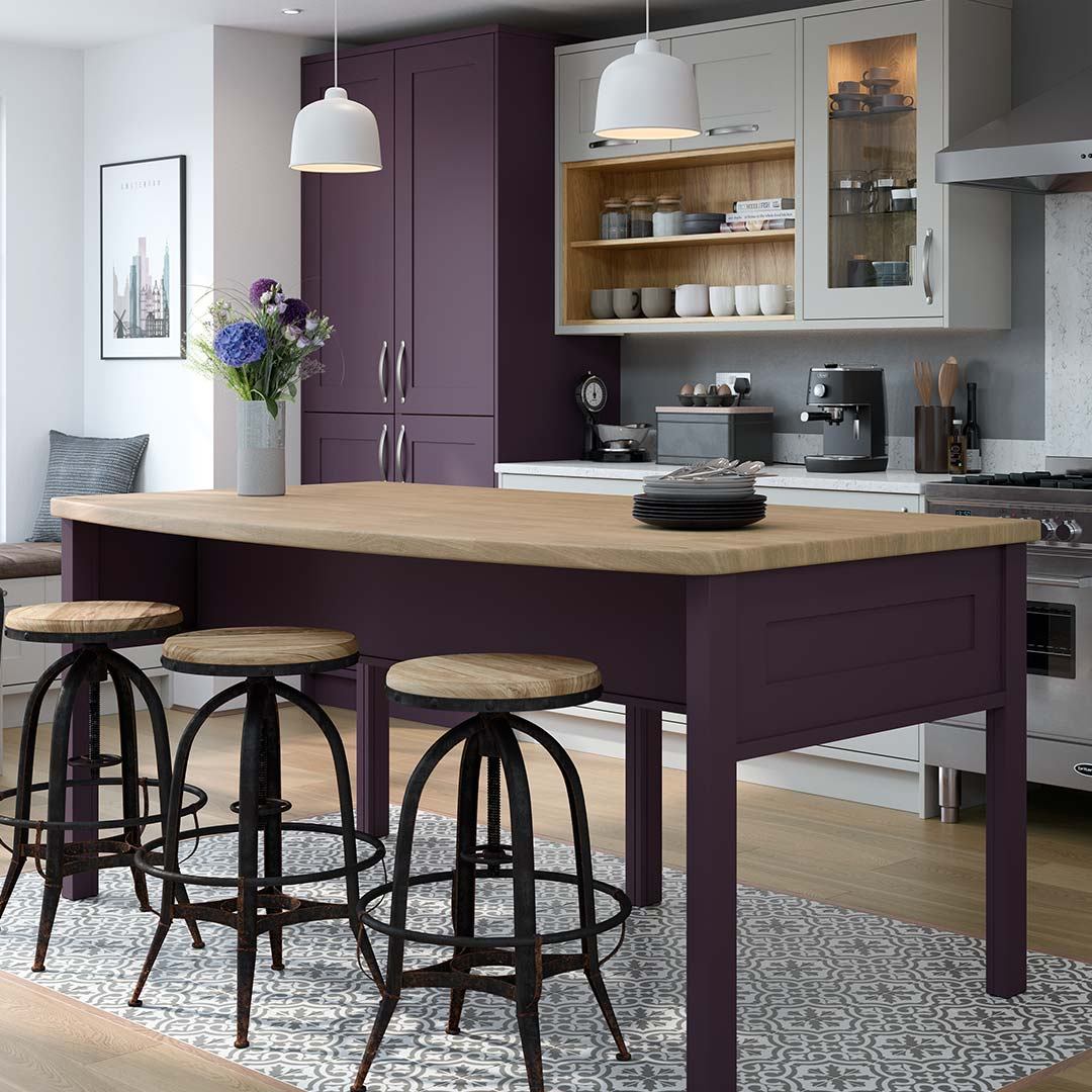 Table - Freestanding Kitchens Islands by Sigma 3 Kitchens