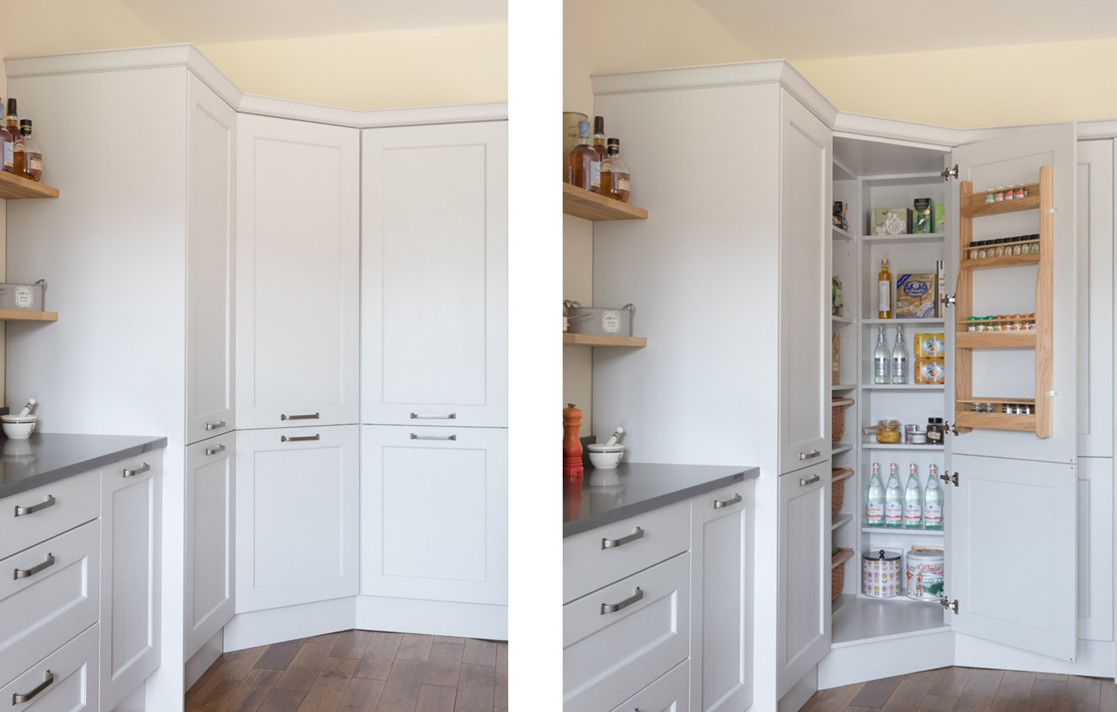 Do you need a corner pantry in your kitchen renovation?