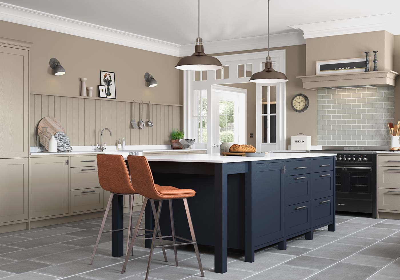 Hardwick luxury classic kitchen