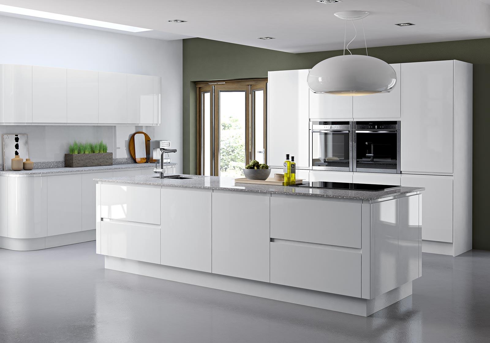 Gloss Kitchens   High Gloss Kitchens   Sigma 9