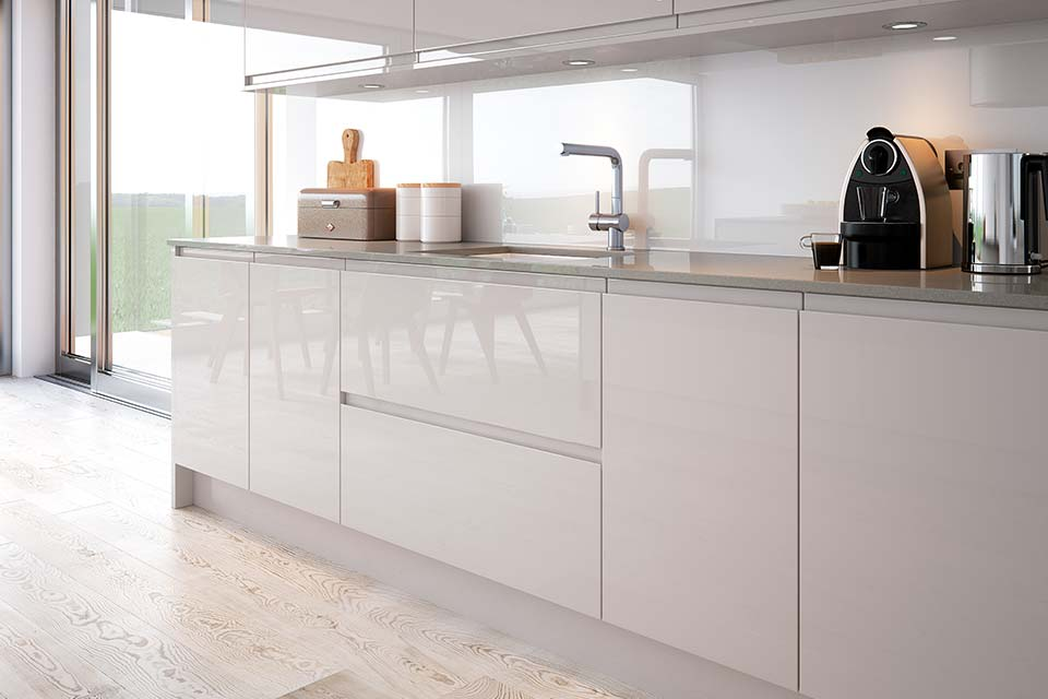 20 trade kitchen doors to choose from