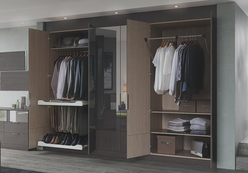 Fitted Wardrobes Storage by Sigma 3