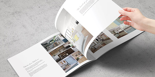 View the Shaker kitchen brochure online