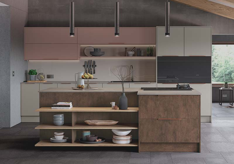 Modern Kitchens by Sigma 3