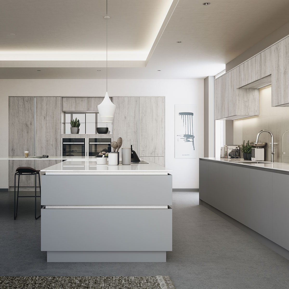 H Line Collection | Sigma 3 Kitchens