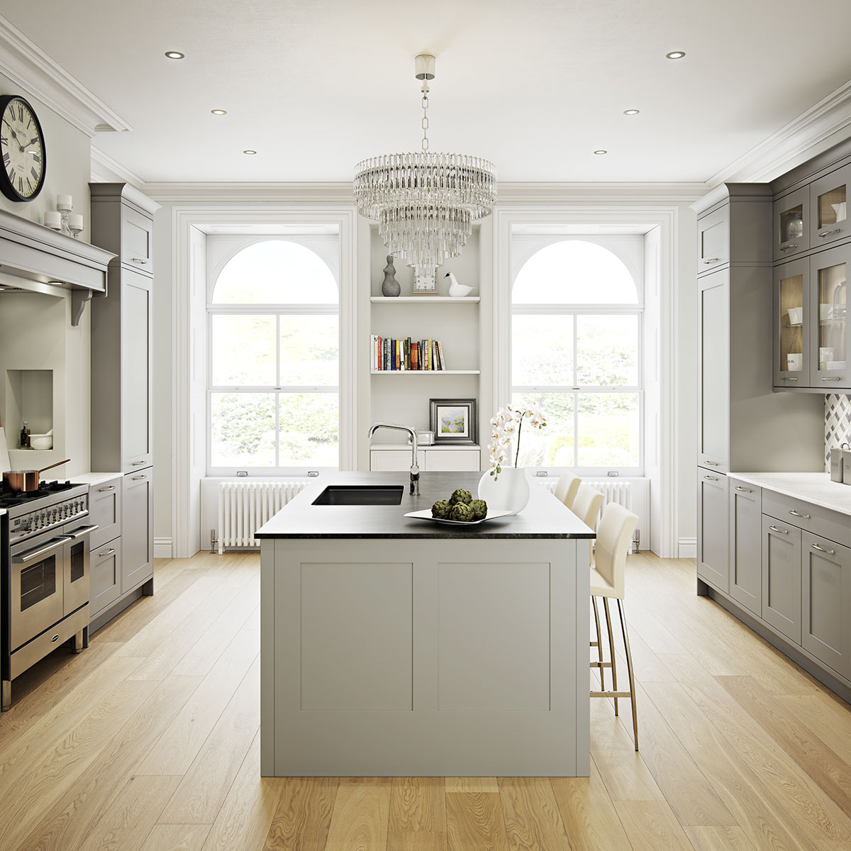 Masterclass Collection | Quality Kitchens | Sigma 3