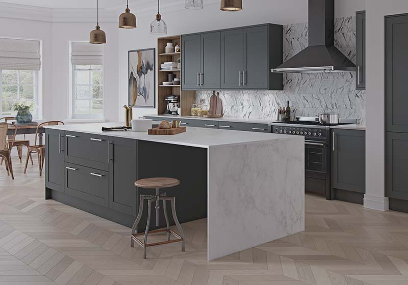 Shaker Kitchens by Sigma 3