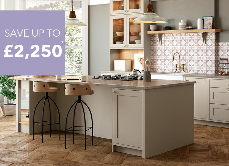 Fitted Kitchens - Sale Now On