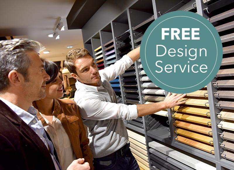 Book A Free Kitchen or Bedroom Design Appointment