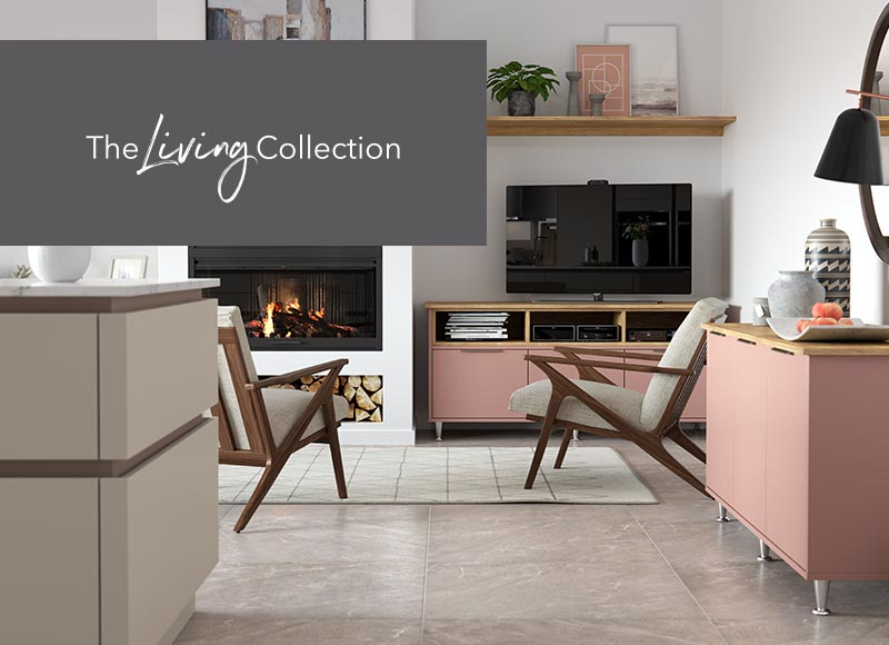 Freestanding furniture - The Living Collection