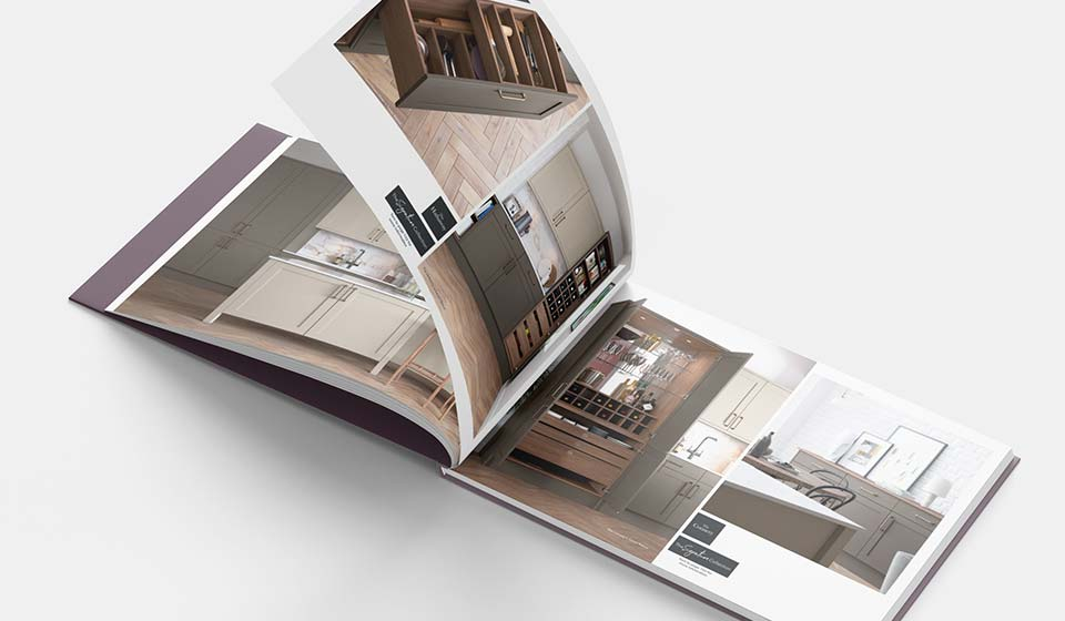 Sigma 3 Luxury and Bespoke Kitchens Brochures