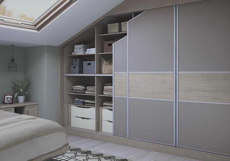 Sliding Fitted Wardrobes  by Sigma 3