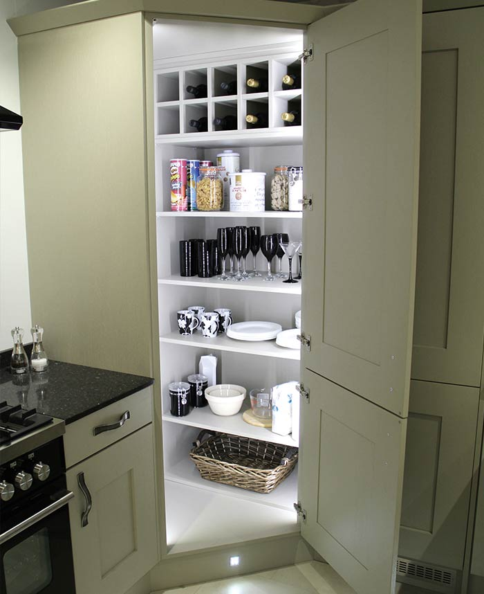 kitchen storage to suit your lifestyle sigma 3 kitchens. Black Bedroom Furniture Sets. Home Design Ideas
