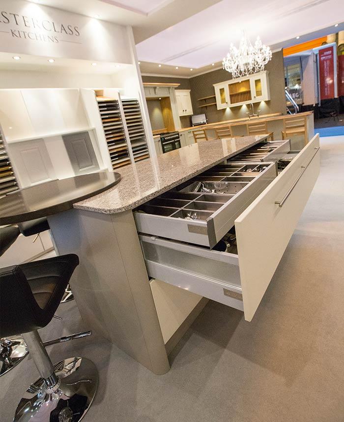 Kitchen Storage To Suit Your Lifestyle Sigma 3 Kitchens