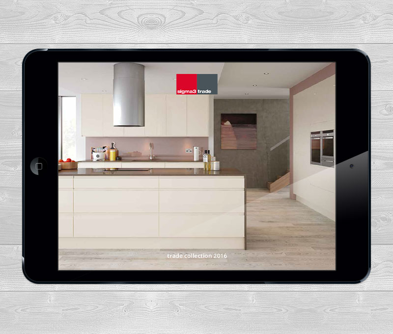 Download the trade kitchen brochure