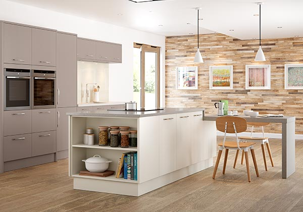 Over 100 trade kitchen styles