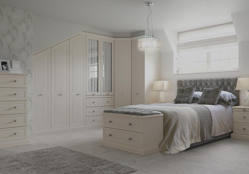 Traditional Fitted Wardrobes  by Sigma 3