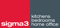 sigma3 Kitchens, Bedrooms and home office logo