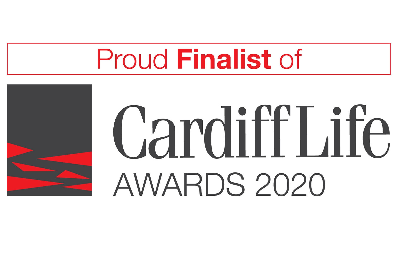 We are a Cardiff Life Awards Finalist!
